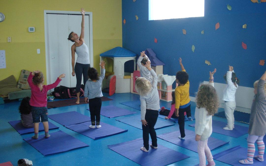 Yoga Enrichment Workshop