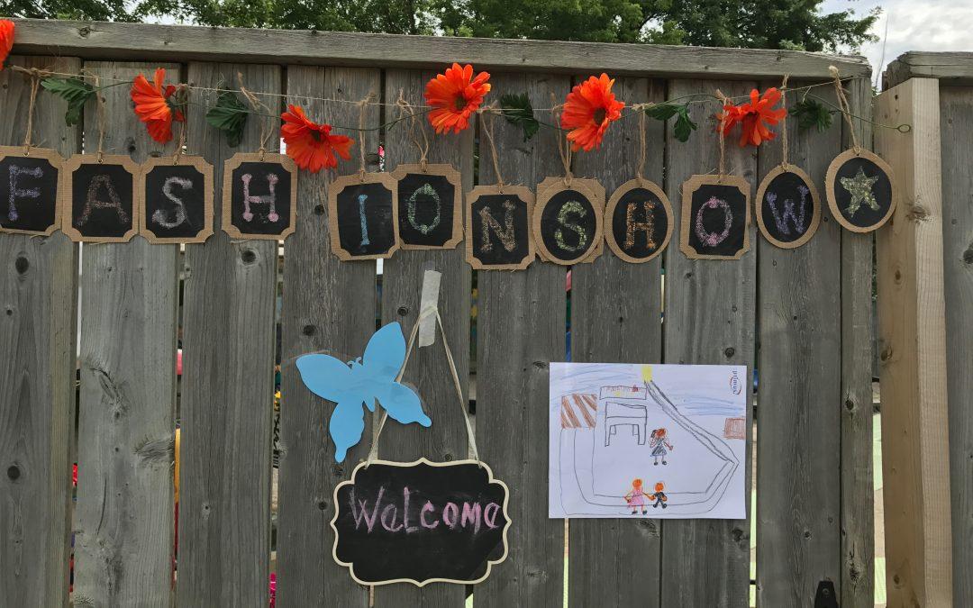 Annual Learning Garden Fashion Show